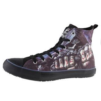 scarpe da ginnastica alte uomo - SPIRAL - T026S001