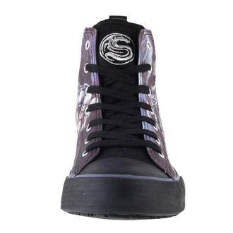 scarpe da ginnastica alte uomo - Game Over - SPIRAL, SPIRAL