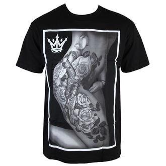 t-shirt hardcore uomo - Body Art - MAFIOSO, MAFIOSO