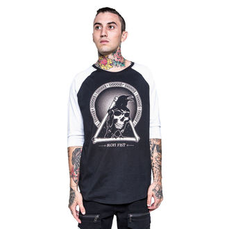 t-shirt street uomo - Throne - IRON FIST, IRON FIST