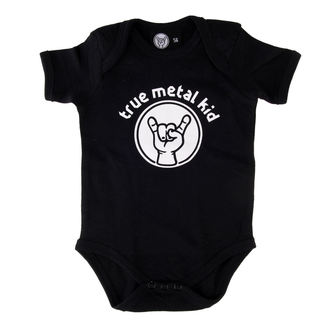 corpo bambino Metal-Kids - True Metal Kid - Nero, Metal-Kids