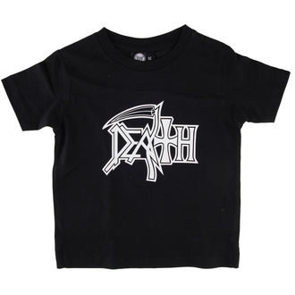 t-shirt metal bambino Death - Logo - Metal-Kids, Metal-Kids, Death
