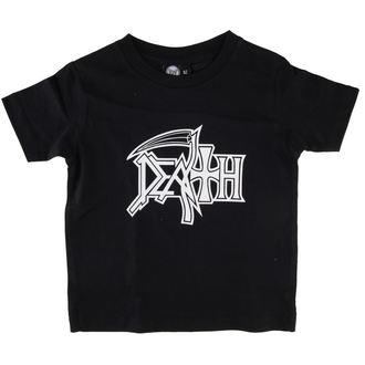 t-shirt metal bambino Death - Logo - Metal-Kids, Metal-Kids, Death