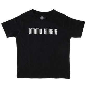 t-shirt metal bambino Dimmu Borgir - Logo - Metal-Kids, Metal-Kids, Dimmu Borgir