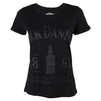 t-shirt street donna Jack Daniels - 1866 - JACK DANIELS, JACK DANIELS
