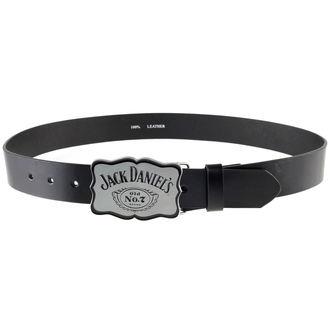 cintura Jack Daniels - Curvo Piatto - W / Nero, JACK DANIELS