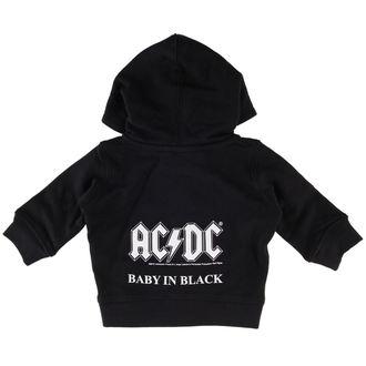 felpa con capuccio bambino AC-DC - Baby In Black - Metal-Kids, Metal-Kids, AC-DC