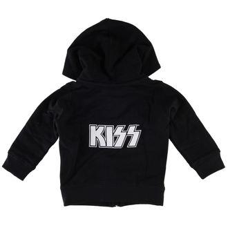 felpa con capuccio bambino Kiss - Logo - Metal-Kids, Metal-Kids, Kiss