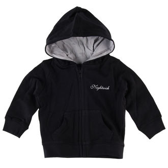 felpa con capuccio bambino Nightwish - Logo - Metal-Kids, Metal-Kids, Nightwish