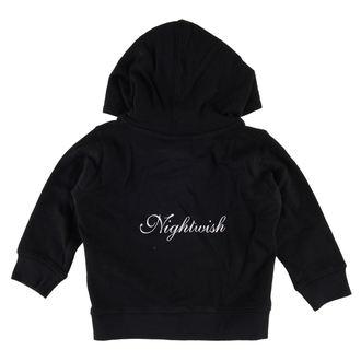 felpa con capuccio bambino Nightwish - Logo - Metal-Kids, Metal-Kids, Nightwish