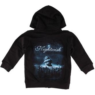 felpa con capuccio bambino Nightwish - World over Edge - Metal-Kids, Metal-Kids, Nightwish