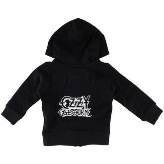 felpa con capuccio bambino Ozzy Osbourne - Logo - Metal-Kids, Metal-Kids, Ozzy Osbourne
