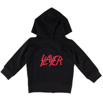 felpa con capuccio bambino Slayer - Logo - Metal-Kids, Metal-Kids, Slayer