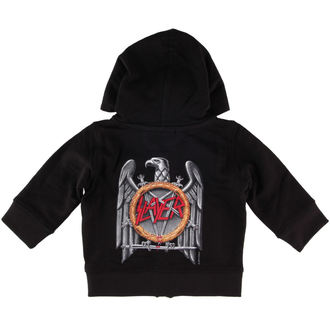felpa con capuccio bambino Slayer - Silver Eagle - Metal-Kids, Metal-Kids, Slayer