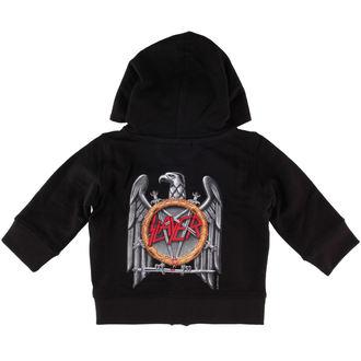 felpa con capuccio bambino Slayer - Silver Eagle - Metal-Kids, Metal-Kids, Slayer