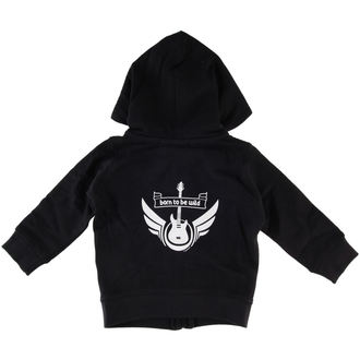 felpa con capuccio bambino - Born To Be Wild - Metal-Kids, Metal-Kids