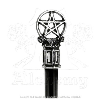 forcine (fermaglio) per capelli ALCHEMY GOTHIC - Roseus Pentagram, ALCHEMY GOTHIC