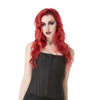 corsetto donna VOODOO VIXEN - NR, JAWBREAKER