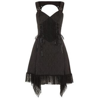 vestito donna VOODOO VIXEN - Nero, JAWBREAKER