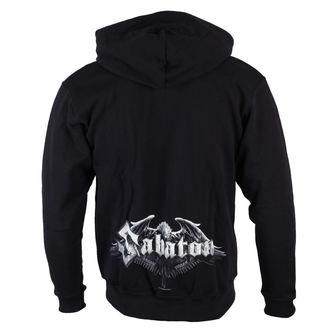 felpa con capuccio uomo Sabaton - Eagle Logo - NUCLEAR BLAST, NUCLEAR BLAST, Sabaton