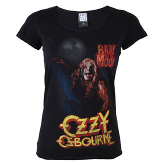 t-shirt metal donna Ozzy Osbourne - Bark At The Moon - AMPLIFIED, AMPLIFIED, Ozzy Osbourne