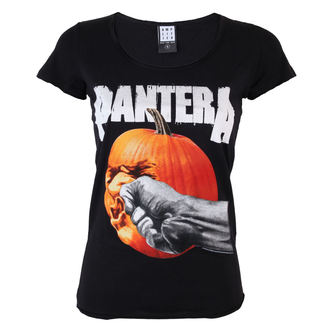 t-shirt metal donna Pantera - Pumpkin Pinch - AMPLIFIED, AMPLIFIED, Pantera