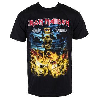 t-shirt metal uomo Iron Maiden - Holy Smoke - ROCK OFF, ROCK OFF, Iron Maiden
