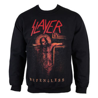 felpa senza cappuccio uomo Slayer - Repentless - ROCK OFF, ROCK OFF, Slayer