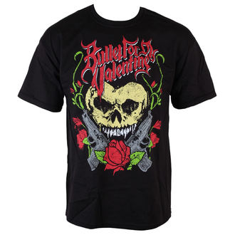 t-shirt metal uomo Bullet For my Valentine - Heart Skull - BRAVADO, BRAVADO, Bullet For my Valentine