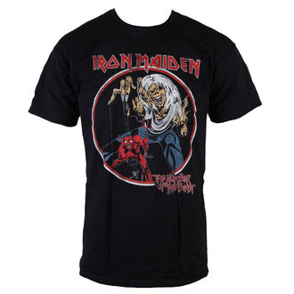 t-shirt metal uomo Iron Maiden - NOTB Vintage - ROCK OFF, ROCK OFF, Iron Maiden