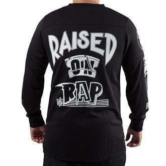 t-shirt street uomo - Raised On Rap - FAMOUS STARS & STRAPS, FAMOUS STARS & STRAPS