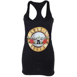 top donna Guns n Roses - Logo - BRAVADO, BRAVADO, Guns N' Roses