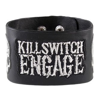 bracciale Killswitch Engage - Logo & Skull - BRAVADO, BRAVADO, Killswitch Engage