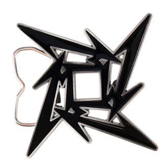 fibbia per cintura Metallica - Ninja Star - BRAVADO, BRAVADO, Metallica