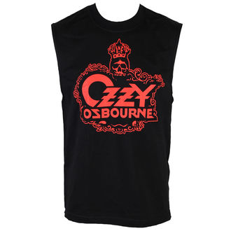 t-shirt uomo Ozzy Osbourne - Skull Logo - BRAVADO, BRAVADO, Ozzy Osbourne