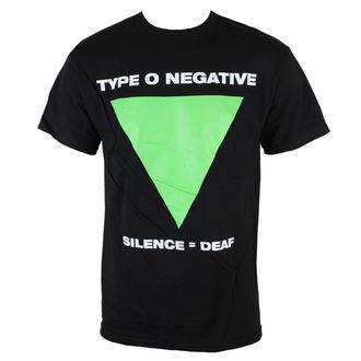 t-shirt uomo Type O Negative - Silence - BRAVADO, BRAVADO, Type o Negative