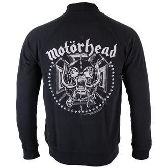 felpa senza cappuccio uomo Motörhead - Bomber - AMPLIFIED, AMPLIFIED, Motörhead