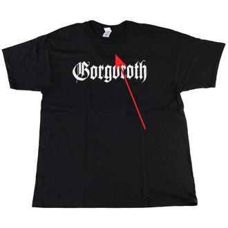 t-shirt uomo Gorgoroth - True Nero Metal - PLASTIC HEAD - DANNEGGIATO, PLASTIC HEAD, Gorgoroth