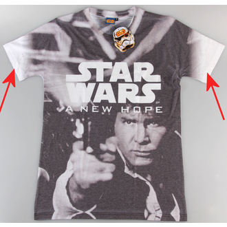 t-shirt uomo Star Wars - Be New Hope (Dye Sub) - PLASTIC HEAD - DANNEGGIATO, PLASTIC HEAD