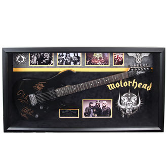 chitarra con con firma Motörhead - ANTIQUITIES CALIFORNIA - Nero, ANTIQUITIES CALIFORNIA, Motörhead