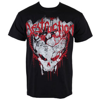 t-shirt metal uomo Destruction - Grind Skull - ART WORX, ART WORX, Destruction