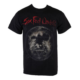 t-shirt metal uomo Six Feet Under - Rotten Head - ART WORX, ART WORX, Six Feet Under