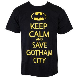 t-shirt film uomo Batman - Save Our Gotham City - INDIEGO, INDIEGO, Batman