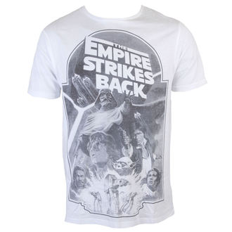 t-shirt film uomo Star Wars - Empire Strikes Back Sublimation - INDIEGO, INDIEGO