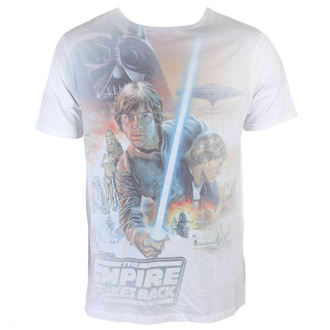 t-shirt film uomo Star Wars - Luke Skywalker Sublimation - INDIEGO, INDIEGO