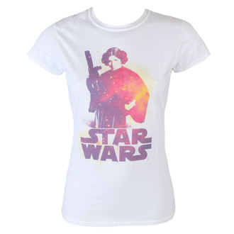 t-shirt film donna Star Wars - Princess Lela - INDIEGO, INDIEGO