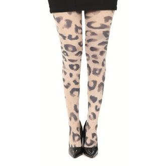 collant PAMELA MANN - Big Leopard Stampato - Natural, PAMELA MANN