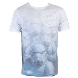 t-shirt film uomo Star Wars - Stormtrooper Sublimation - INDIEGO, INDIEGO