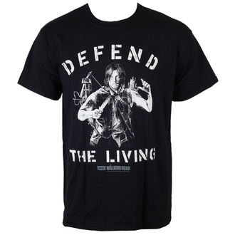 t-shirt film uomo The Walking Dead - Daryl Defend The Living - INDIEGO, INDIEGO