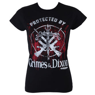 t-shirt film donna The Walking Dead - Grimes & Dixon - INDIEGO, INDIEGO
